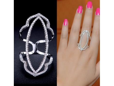 """Prstan """"Crystal Ring"""""""
