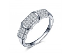 "Silver Ring ""Silver Prestige"""